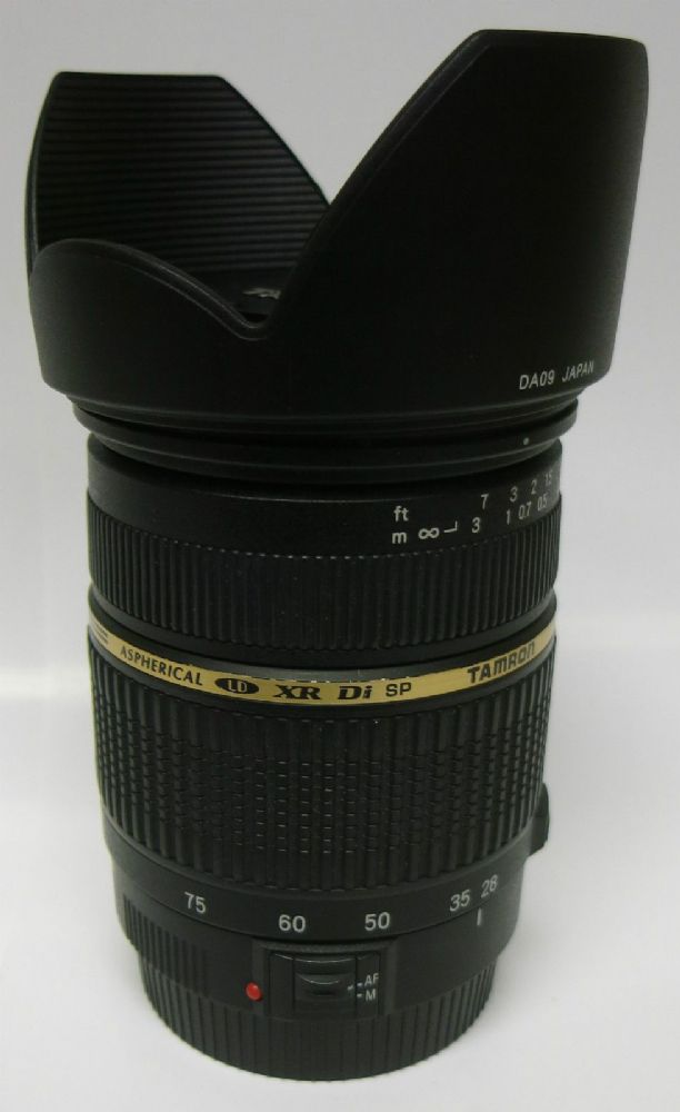 Tamron SP AF XR Di LD Aspherical IF MACRO 28-75mm f/2.8 Lens Pentax for Canon